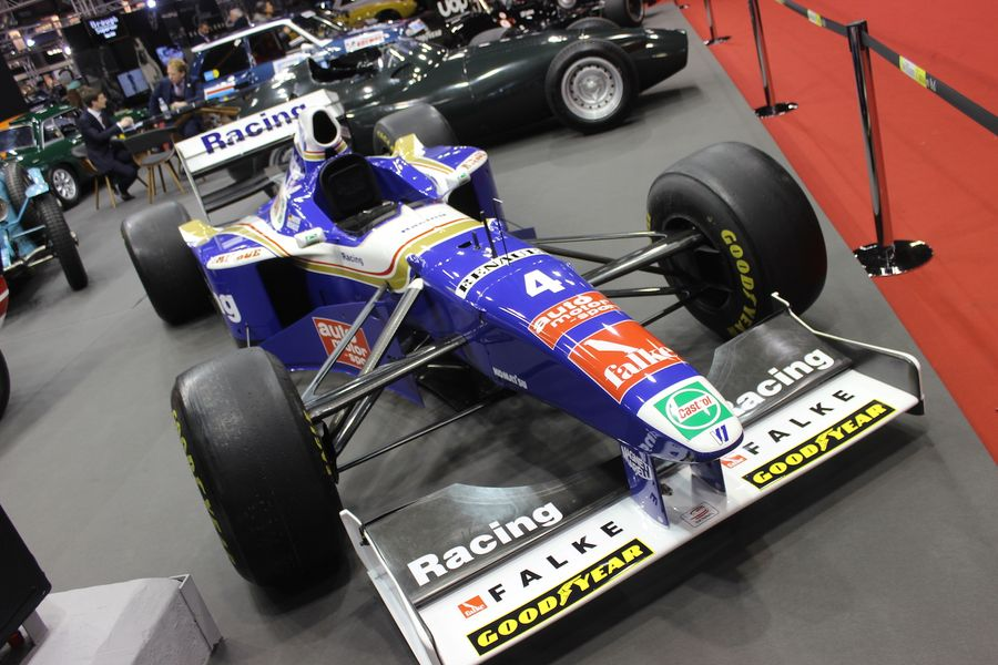 1997 Williams FW19