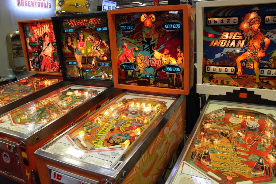 Pinball Wizards can purchase their dream table