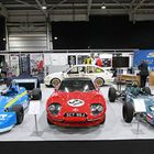 Seven Car Race Retro Display from HSCC