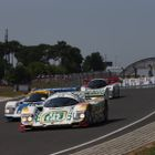Provisional Le Mans Classic Group C Entry Announced