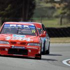 Mauger Wins Epic Saturday Touring Car Battle