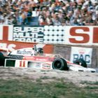 James Hunt at Brands Hatch