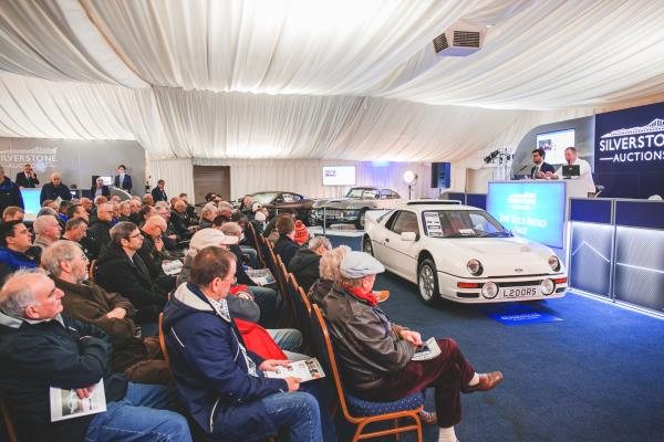 Silverstone Auctions Sale
