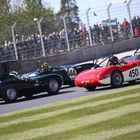 Packed Timetable Revealed for Donington Historic Festival