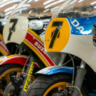 Gallery: Superb Collection of Sheene Bikes for Oliver's Mount