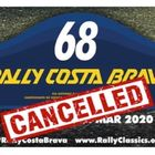 Coronavirus Causes Rally Costa Brava Cancellation
