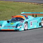 Tommy Dreelan and Aaron Scott Porsche 962