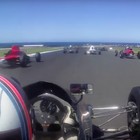 Video: Formula Ford 1600 - Tarling Charges Through the Pack
