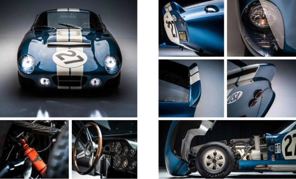 Shelby Daytona Cobra