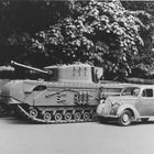 Off at a Tangent: Vauxhall and the Churchill Tank