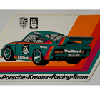 Sticker of the Day No.2: Vaillant-Porsche-Kremer-Racing Team