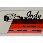 Sticker of the Day No.5: Indy 500 Interscope Porsche