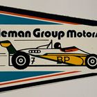 Sticker of the Day No.8: BP Toleman Motorsport 1980
