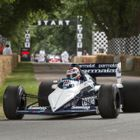 Brabham BT52 at Goodwood