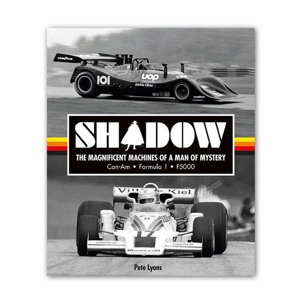 Pete Lyons - Shadow Book