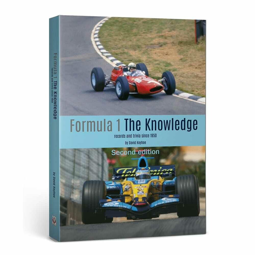 Formula One - The Knowledge