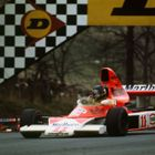 James Hunt at Druids