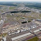 Phtoto of Silverstone from the air