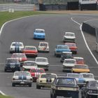 Pre'66 Tourers Race Start