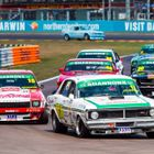 Johnson Falcon Leads at Darwin