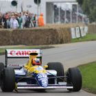 1990 Williams-Renault FW13B