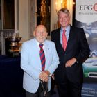 Sir Stirling Moss and Duncan Wiltshire