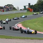 Formula Juniors at Oulton Park