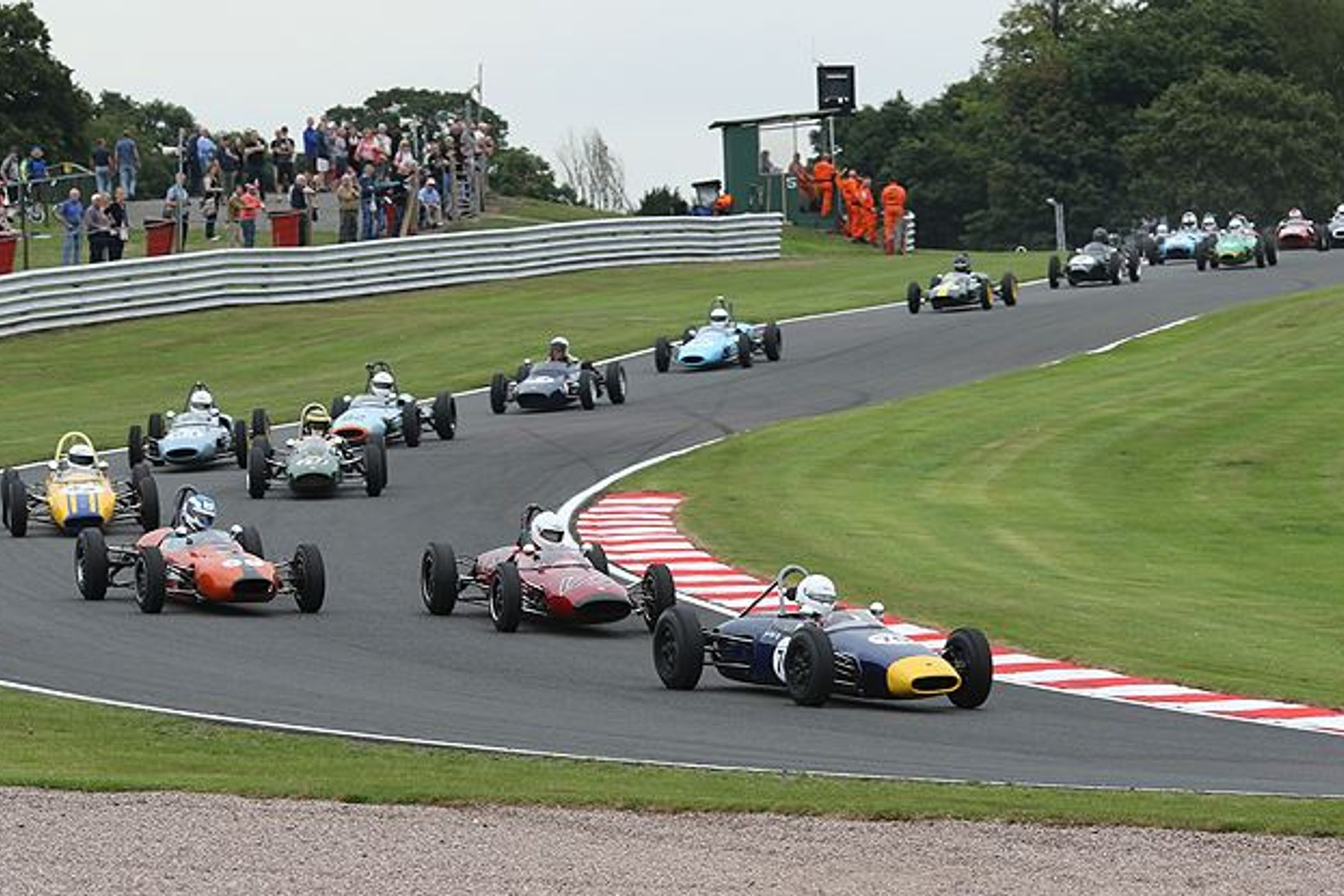 Formula Junior World Tour To Take In Oulton Park Gold Cup