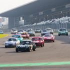 Masters Gentleman Drivers Race Start