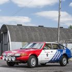 Rover SDi Rally Car