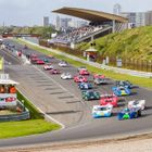 Masters Sports Cars Race Start at Zandvoort