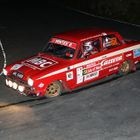 Mike Barratt/Fiona Scarrett Ford Cortina Mk1 GT