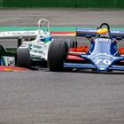 Loic Deman Leads Nick Padmore at Spa