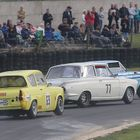 Saloon Racing at Castle Combe