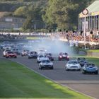 Goodwood Revival Race Start