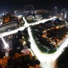 Photo of Singapore Track at night