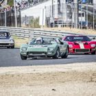 GT40s at the Jarama Three Hours
