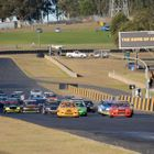 Heritage Touring Cars Race Start