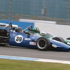 Formula 2 Action at Donington Park
