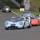 Photo of the action at HSCC Croft Nostalgia Weekend