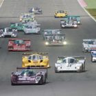 Group C Race Action