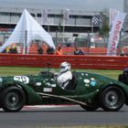 Bentley at Silverstone Classic