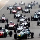 Formula Juniors at Silverstone