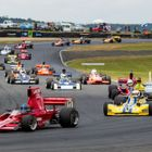 Ken Smith Leading at Hampton Downs