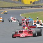 Ken Smith Leads at Hampton Downs
