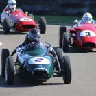 Formula Juniors at Goodwood