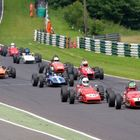 Photo of cars at HSCC Cadwell Park
