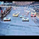 Race Start - 1970 Spa 1000km