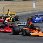 F5000s with Michael Lyons Closing In