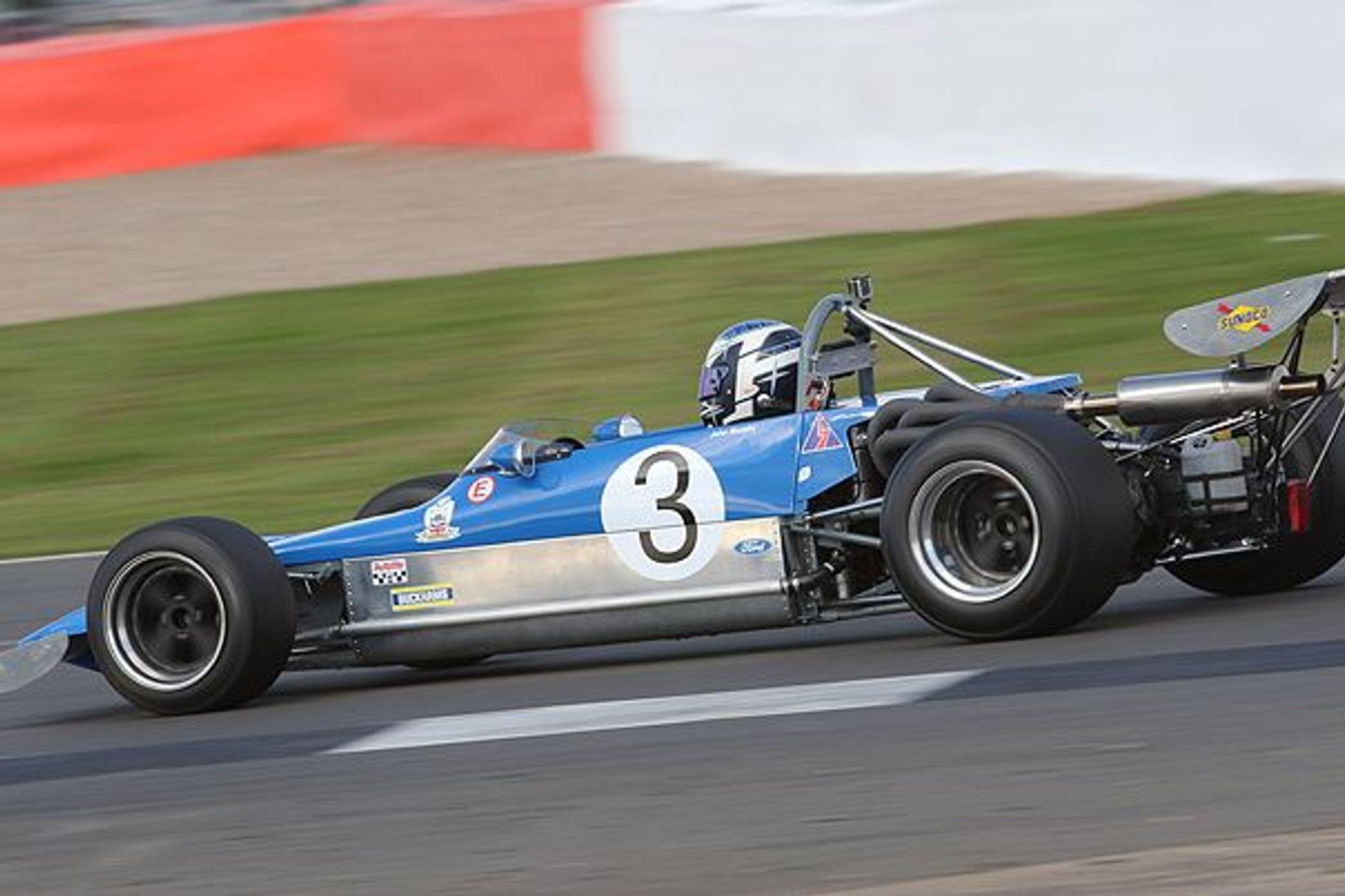 Pau Outing for HSCC's Classic Racing Car Series | HistoricRacingNews com